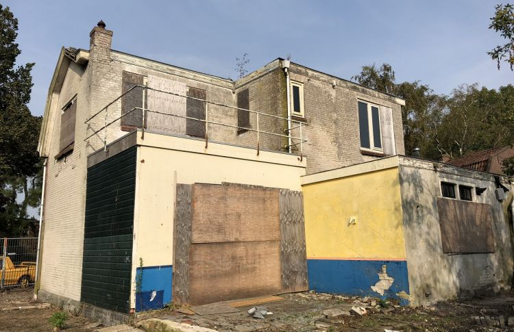 Renovatie/vergroten van een woning/monument te Enkhuizen.